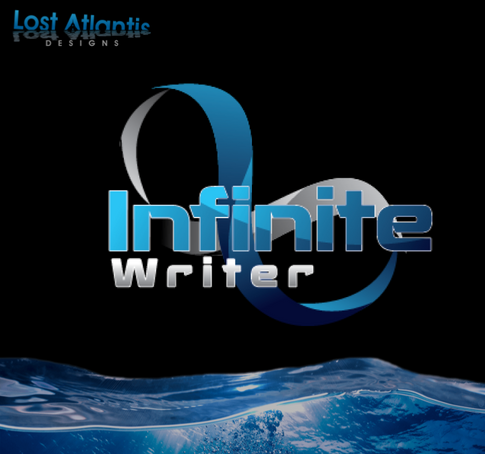 LAD Custom Logo - Infinite Writer
