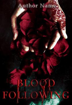 Blood Following Pre-Design Cover