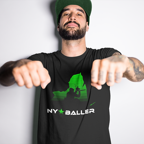NY*BALLER Jersey T-Shirt