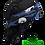 Paintball Headwrap - Royal Abyss Forsaken - Empirical Paintball