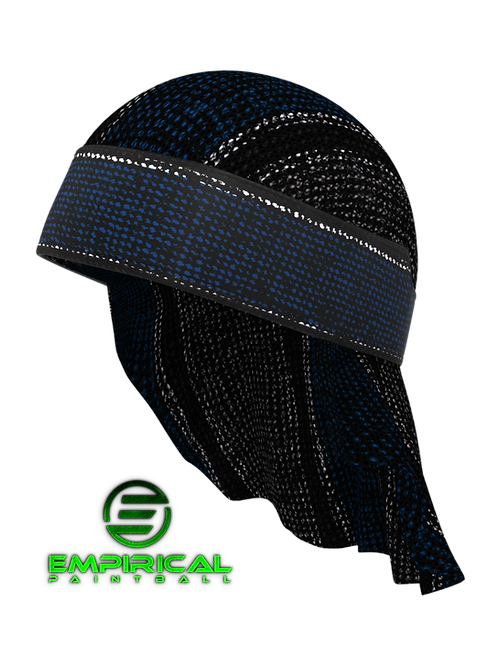 Paintball Headwrap - Pancho Via Police - Empirical Paintball