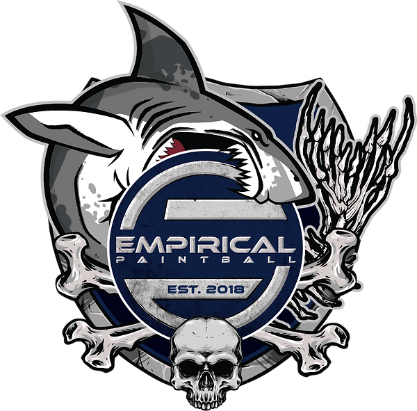 Empirical Paintball 2020 Logo Shark