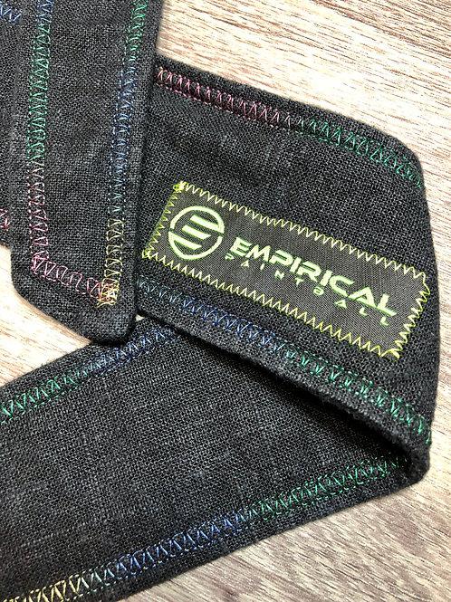 Empirical Paintball - Blacked Out Headband - 🌈 Rainbow Stitching Main