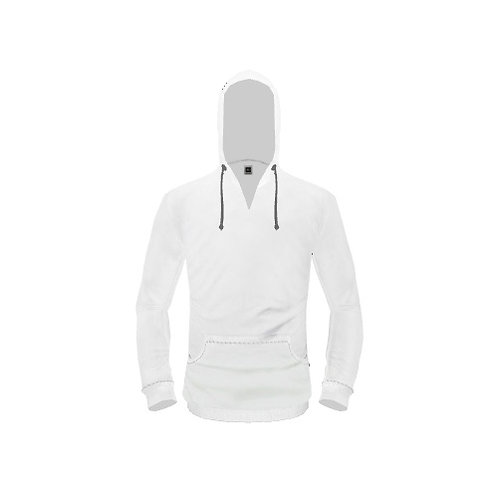 Mock Up Template - Pull Over Hoodie