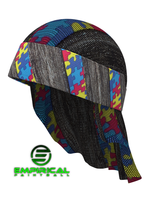 Paintball Headwrap - Paintballers for the Puzzle 2019 - Empirical Paintball