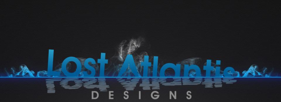 Lost Atlantis Designs - Banner Ex. 1
