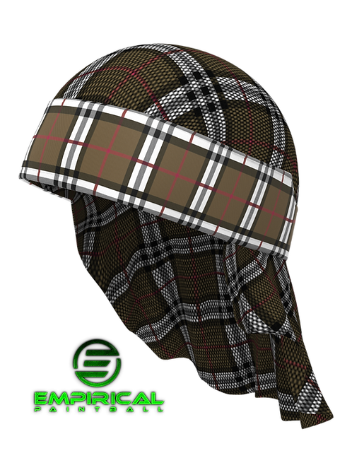 Paintball Headwrap - London Burr - Empirical Paintball