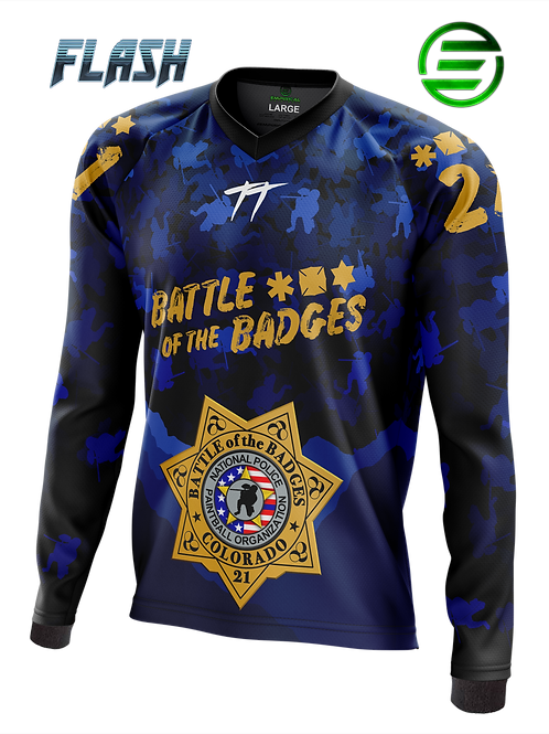 BotB Colorado 2021 - Flash Jersey