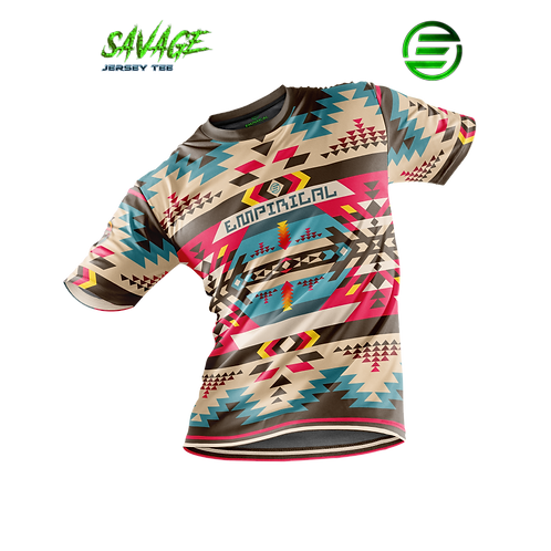 South Aztec - Savage Jersey Tee