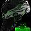Paintball Headwrap - Emerald Crypt - Empirical Paintball
