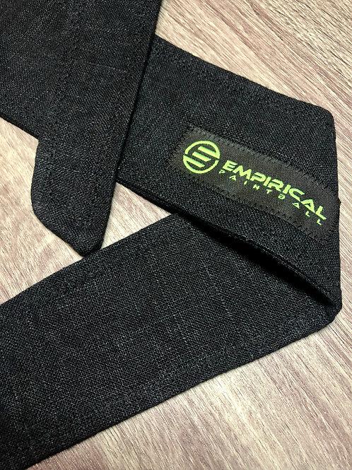 Empirical Paintball - Blacked Out Headband - Black Stitching Main