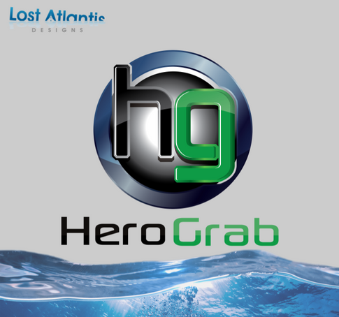 LAD Logo Design - HeroGrab