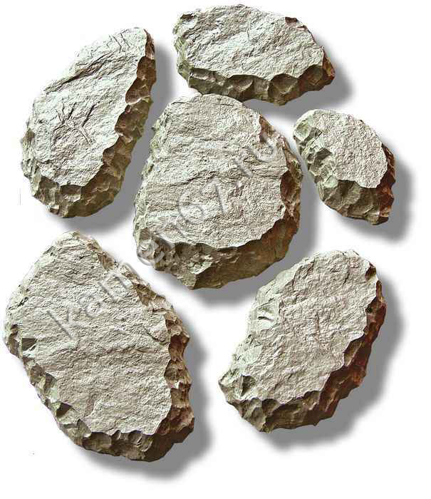 Колотый камень