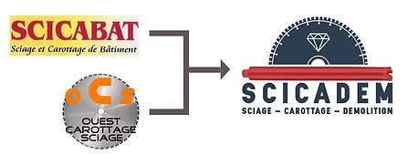 Scicadem - Logo société