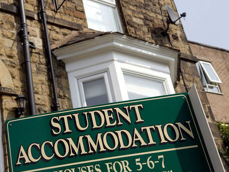 European student housing lures 53% of investors
