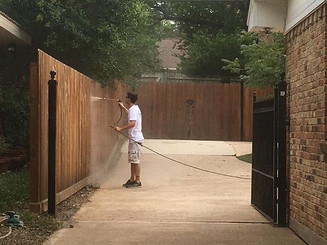 POWER WASH SERVICE