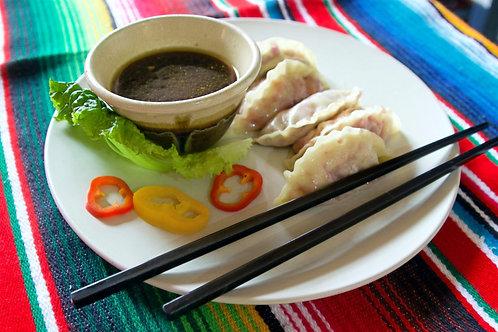 Hot Dumplings (Tuesdays & Thursdays ONLY)