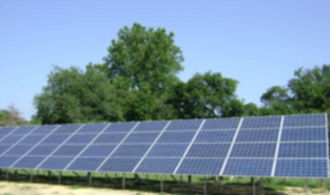 R U Bright South Jersey Solar installation at farm
