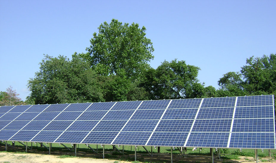 R U Bright South Jersey Solar installation at farm