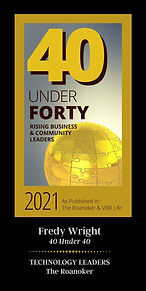 Fredy Wright - 40 Under Forty - The Roan