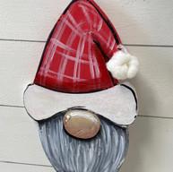 Jumbo Hanging Gnome ornament - $25