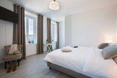 Très grande chambre accessible et confortable en Corrèze