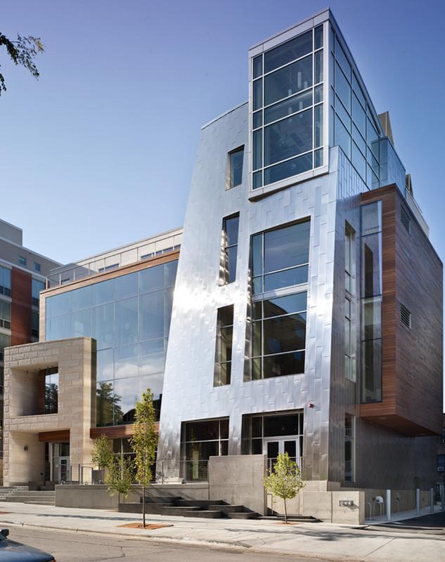 UW Hillel Building, Adamah Inside