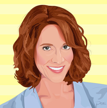 Commissioned LinkedIn Profile Photo-- Adobe Illustrator