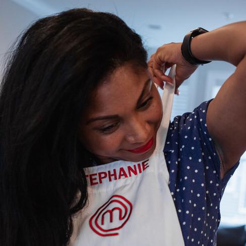 Chef Stephanie