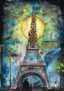 Paris A4 $10