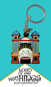 Luna Park Key Ring