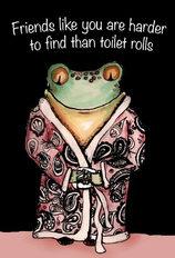 Friends toilet rolls