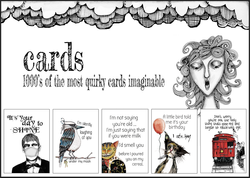 Cards by Jenny Wood