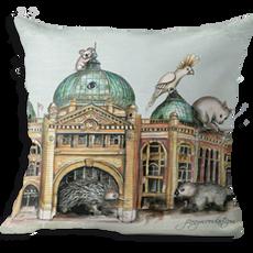 Flinders street cushion cover