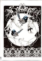 Blue wren nouveau