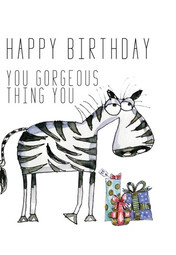 Gorgeous zebra 36823