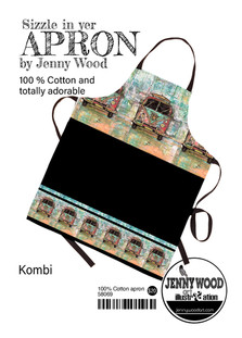 Kombi apron by Jenny Wood