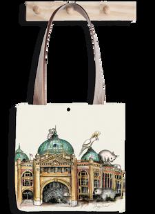 Flinders Street Tote bag