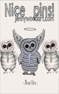 Jarlin baby owl