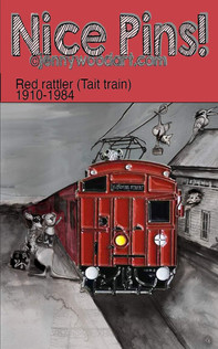 Red rattler train