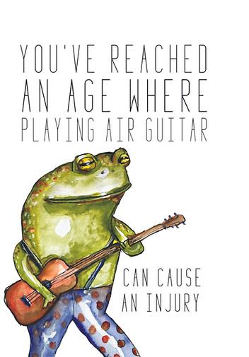 air guitar injury 70828