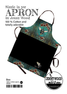 Bee apron by Jenny Wood