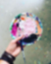 Oooo lar lar!! Love these colours. #arti