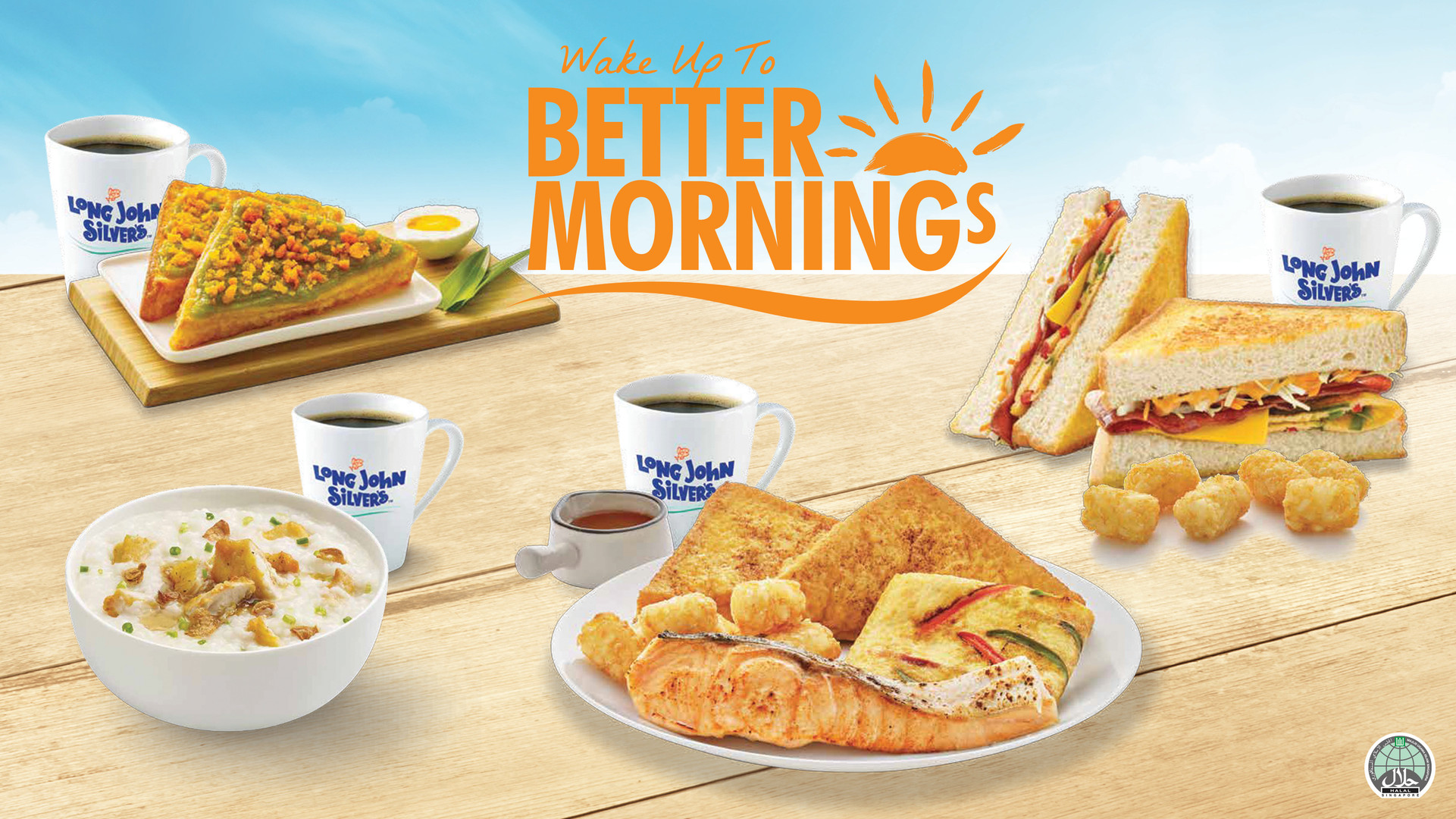 Long John Silver's Breakfast