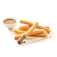 Cinnamon Sugar Churros (6pc)