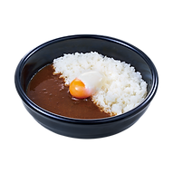 307 curry rice with half boiled egg.png