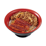 421 unagi bowl with beef.png