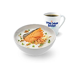 Salmon Porridge