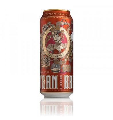 Cerveza German Red Steam Brew 500 ml
