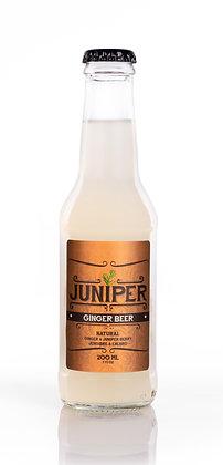 Agua tónica  Ginger Beer Juniper